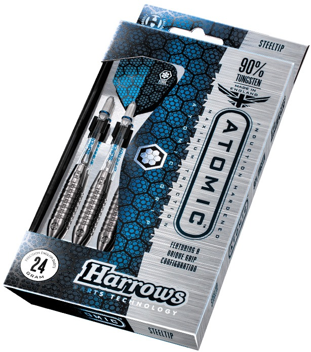 H-STEELTIP ATOMIC 90% 23 gr.