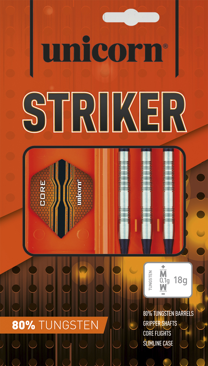25033 - STRIKER TUNGSTEN 80% 17 gram