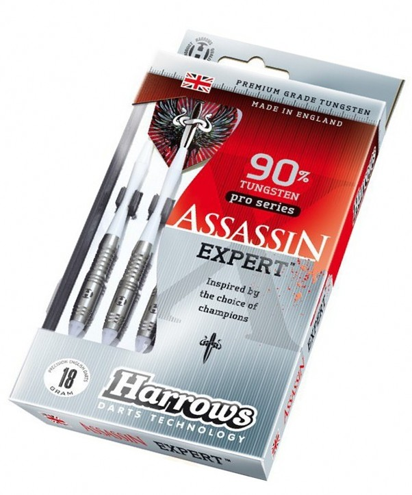 H-SOFTIP ASSASSIN EXPERT AX1 90% AX2 18 gr.
