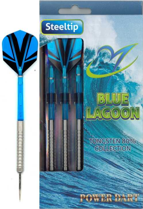STEEL BLUE LAGOON 90% TUNGSTEN 21 gram