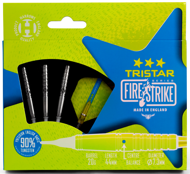H-SOFTIP FIRESTRIKE 20 gr.