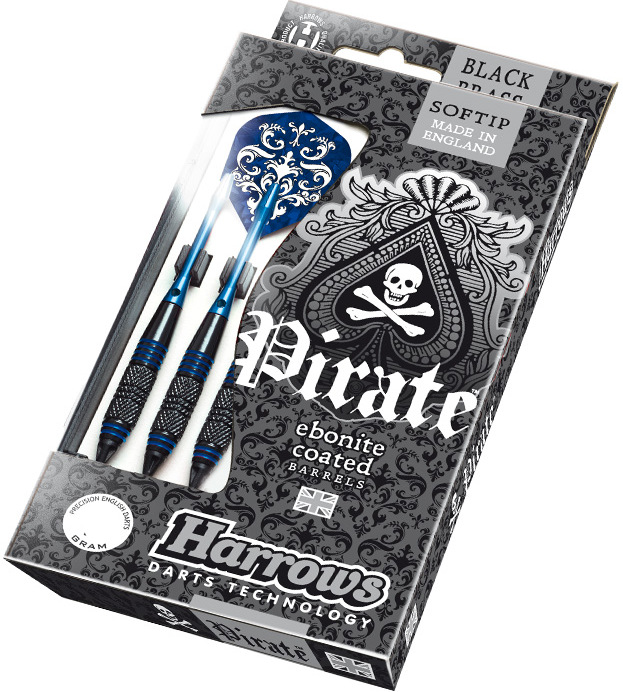 H-SOFTIP PIRATE MODRÉ 16 gK