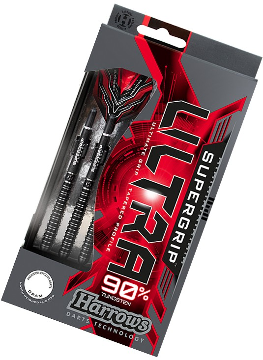 H-SOFTIP SUPERGRIP ULTRA 90% 18 gr.